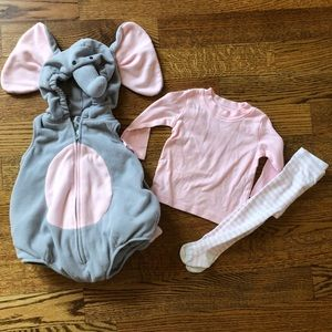Carters Elephant Costume